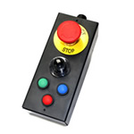 DGH Push Button Box Variable Speed