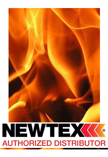 Hall Stage Limited - Authorised Distributor for Newtex Fire Materials