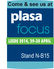 Hall Stage Limited will be at the PLASA Focus exhibition 2014. Stand N-B15. Come and see us.